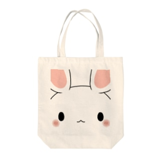 うさぎ🐇 Tote bags
