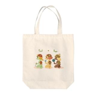 美味しい河童ちゃん Tote bags