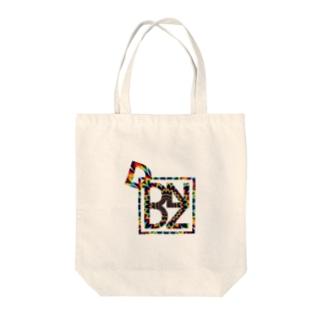 Dodanada'z logo tie dye Tote bags