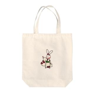 HAREGIうさぎ Tote bags