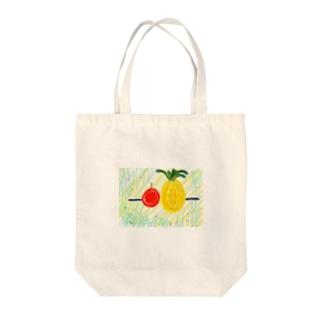 棒パイナッポーアッポー棒 Tote bags