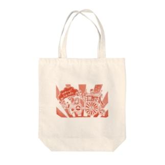目覚めよ!民藝品 Tote bags