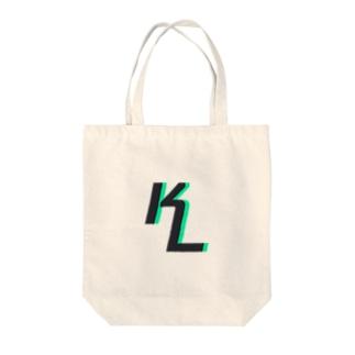 KLNetworkロゴグッズ Tote bags