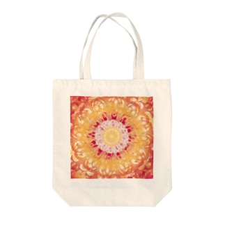 sunset光絵 Tote bags