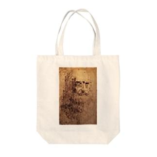 Leonardo da Vinci Tote bags