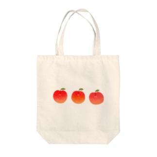 りんご!リンゴ!林檎! Tote Bag