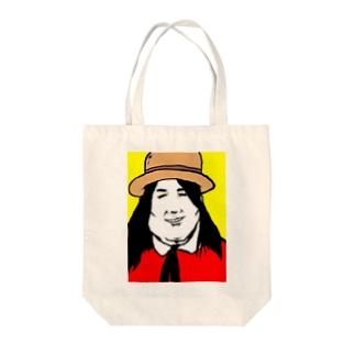 ダイ子 Tote bags