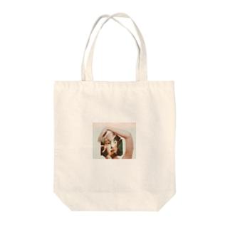バンク氏ー Tote bags