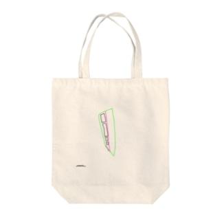 新幹線 Tote bags