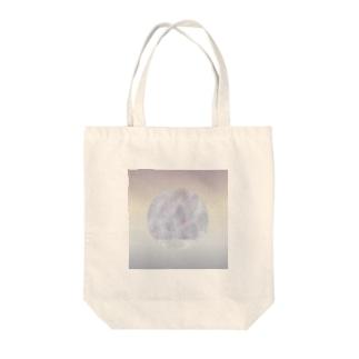 日の出 Tote bags