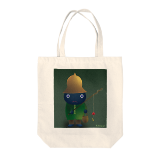Kasaco's Design Roomのお誘い Tote bags