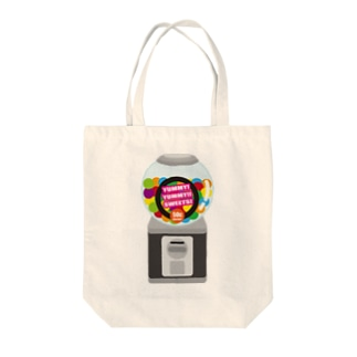 YUMMY YUMMY SWEETS Tote bags