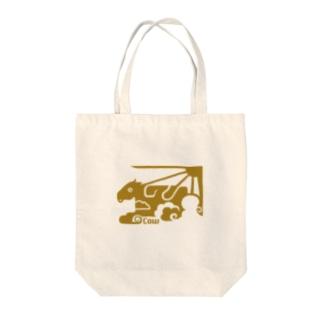 aniまる ウシ2021 / bag Tote Bag