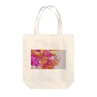 雰囲気だけ Tote bags