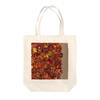 「秋のぽぉけっと。」AZTB05 Tote bags