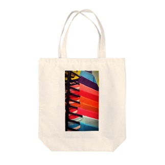 zakkaya 雑貨屋 孵 kaeruのTシャツカラーサンプル Tote bags