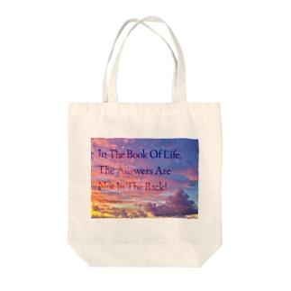 偉人の名言×OKINAWA Tote bags