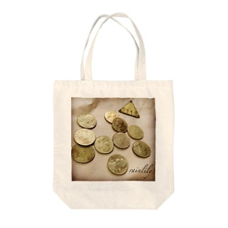 Lucky Penny Tote bags