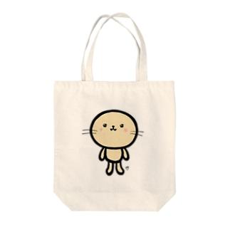 みみなしうさちゃん Tote bags