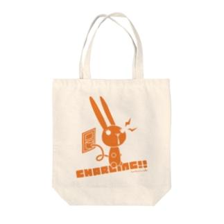 CHARGING!! Tote bags