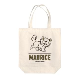 アメリカンカールのモーリス Tote bags