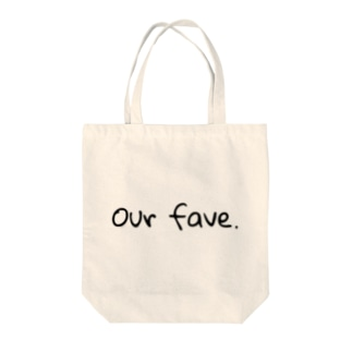 our fave. Tote bags