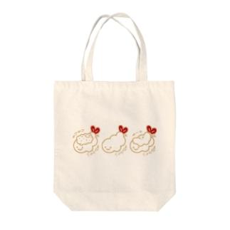 えび三兄弟 Tote bags