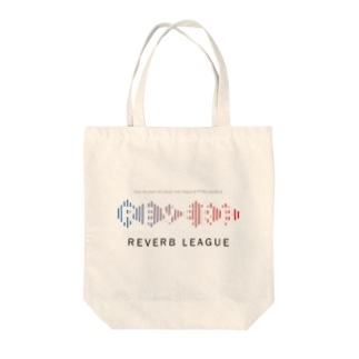 REVERB LEAGUE season1 Tote bags
