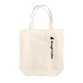 ラフコリー Tote bags