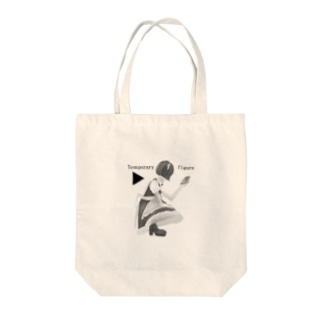 temporary figure Tote bags