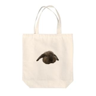 くろちゃん Tote bags