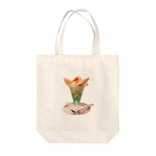 バナナパフェ Tote Bag