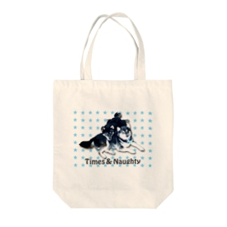 Times&Naughty グッズ Tote bags