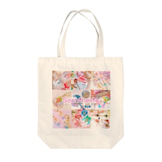 Sachineticのときめきトートバッグ♡ Tote bags