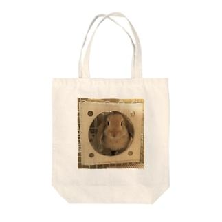 ロップ Tote bags