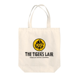 THE TIGER'S LAIR Tote Bag