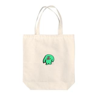 ムーチョ Tote bags