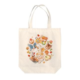 SOFTFLOWER~お菓子作り~ Tote bags