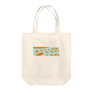 テンカワ模様 Tote bags