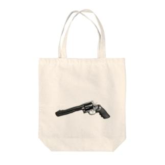 カスタムガン Tote bags