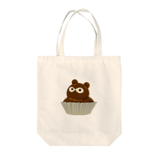 たぬきケーキ Tote Bag