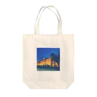 オーストリア夜の王宮 Tote bags