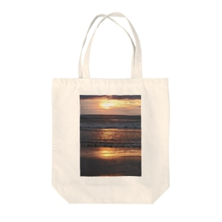 end of summer Tote bags
