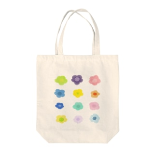 cute flowers Tote bags