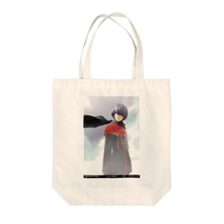 闘技演武【公式グッズ】MWF02漆黒の翼マイト Tote bags