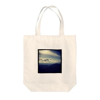 Yama_Yama Tote bags