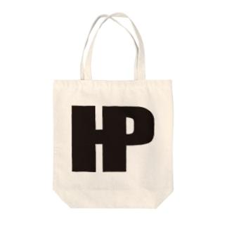 ヒゲピカ ロゴ Tote bags