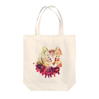 日曜猫 Tote bags