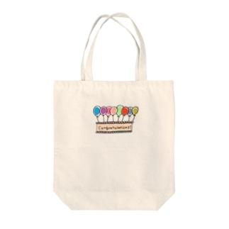 Congratulations! Tote bags