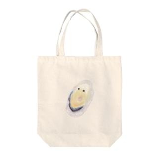 旅する牡蠣 Tote Bag